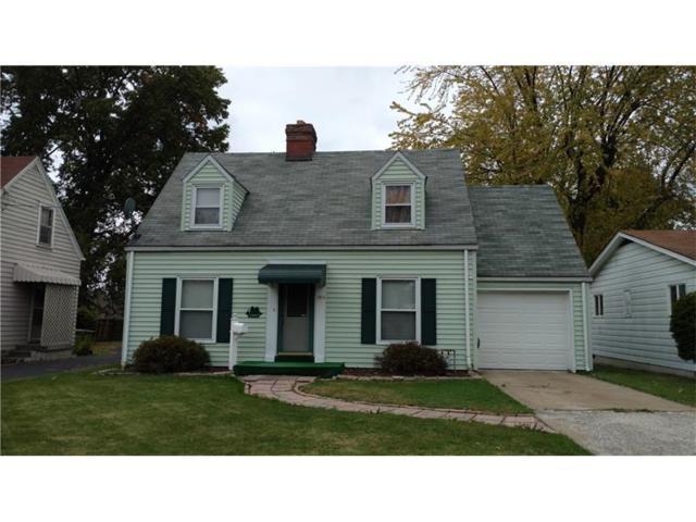 1914 Haywood St, Farrell, PA 16121 (MLS #1308433) :: Keller Williams Realty