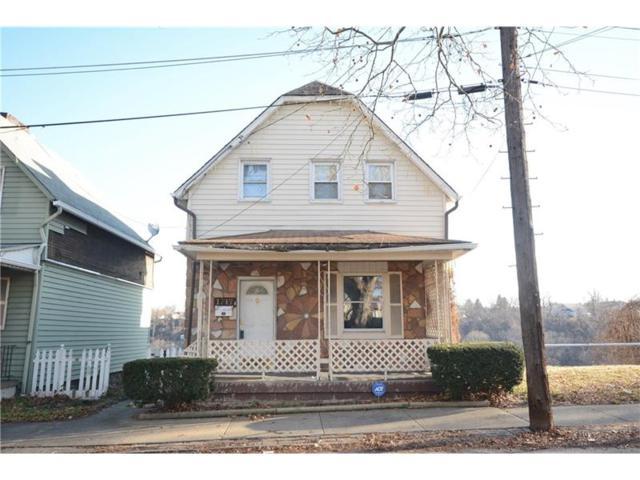 1717 Martha Street, Munhall, PA 15120 (MLS #1315192) :: Keller Williams Pittsburgh