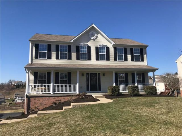 5306 Terrace View Drive, South Fayette, PA 15057 (MLS #1321736) :: Keller Williams Pittsburgh