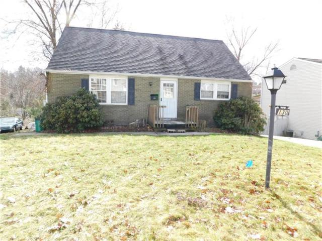 130 Hunting Creek Rd, North Strabane, PA 15317 (MLS #1321920) :: Keller Williams Pittsburgh