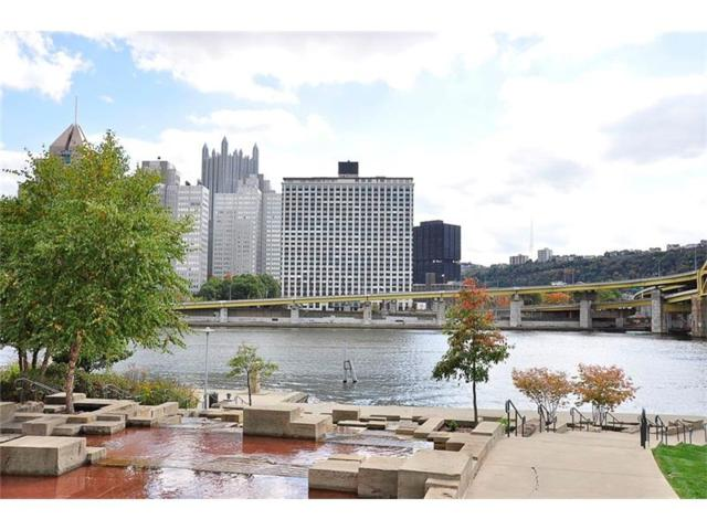 320 Fort Duquesne Blvd 10-L, Downtown Pgh, PA 15222 (MLS #1322119) :: Keller Williams Pittsburgh