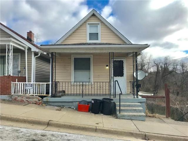 400 Walnut, Donora, PA 15033 (MLS #1325927) :: Keller Williams Pittsburgh