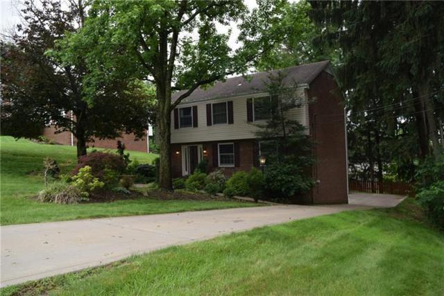 1208 Montclair Dr, Upper St. Clair, PA 15241 (MLS #1341783) :: Keller Williams Realty