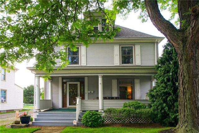 323 E Spring Street, Zelienople Boro, PA 16063 (MLS #1343025) :: Keller Williams Realty