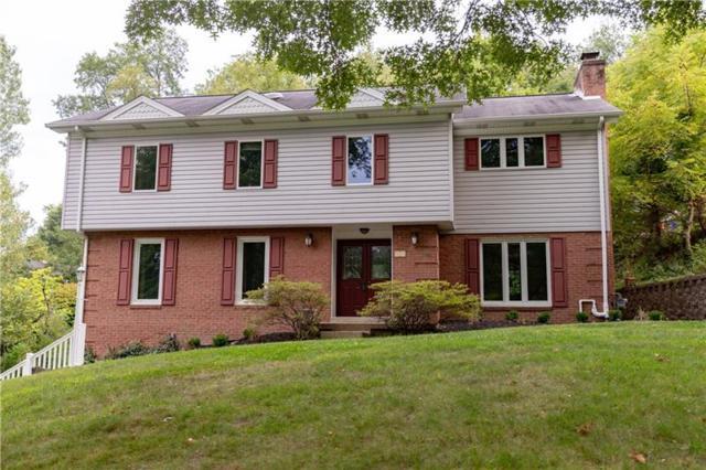 2297 Sidgefield Lane, Upper St. Clair, PA 15241 (MLS #1349552) :: Keller Williams Pittsburgh