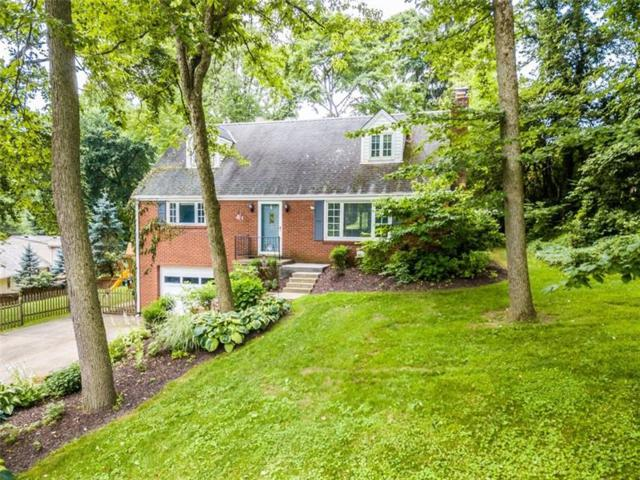 229 Brookside Blvd, Upper St. Clair, PA 15241 (MLS #1352141) :: Keller Williams Pittsburgh
