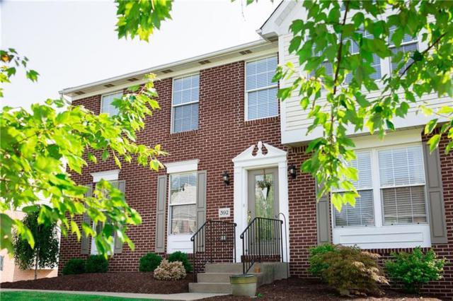 392 Pine Ridge Drive, Peters Twp, PA 15367 (MLS #1356082) :: Keller Williams Realty