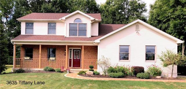 3635 Tiffany Lane, Hermitage, PA 16148 (MLS #1359696) :: Keller Williams Realty