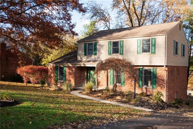 2405 Mill Grove Rd, Upper St. Clair, PA 15241 (MLS #1370142) :: Keller Williams Pittsburgh