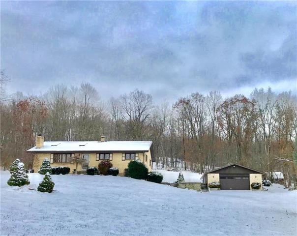 9624 Goehring Rd, Cranberry Twp, PA 16066 (MLS #1371444) :: The SAYHAY Team