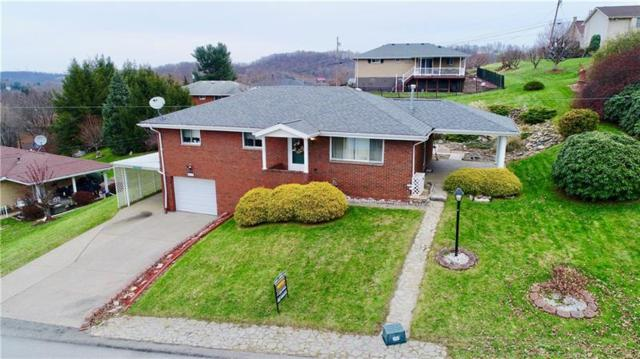 413 Atwood Drive, Rostraver, PA 15012 (MLS #1372149) :: Broadview Realty