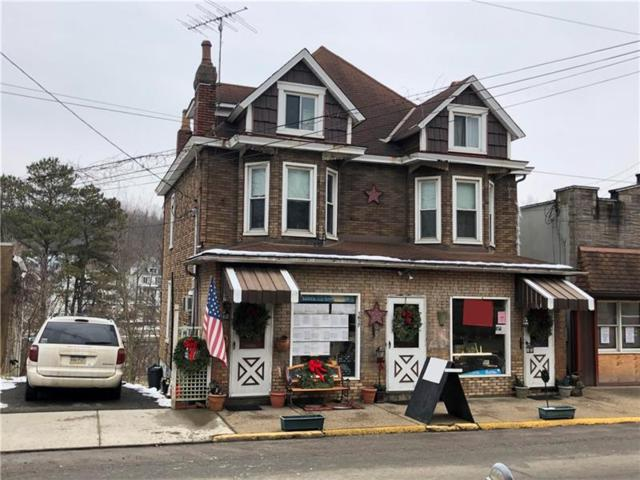 1617 Main Street, Burgettstown Boro, PA 15021 (MLS #1377544) :: Dave Tumpa Team