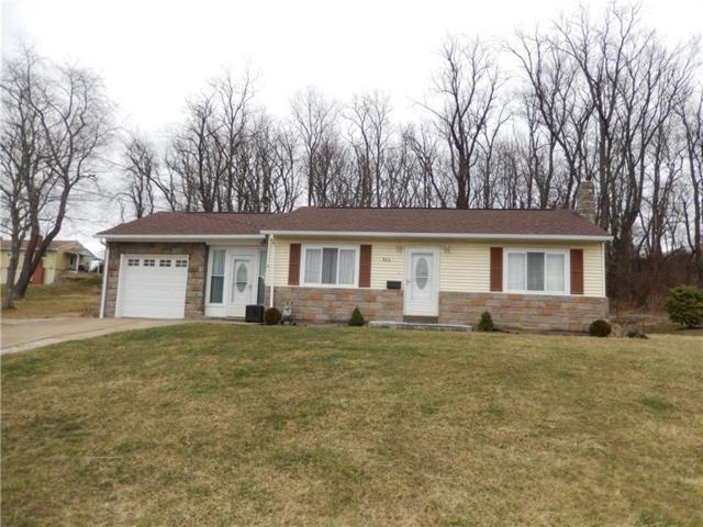 925 Chaplin St., Conway, PA 15027 (MLS #1378309) :: Broadview Realty