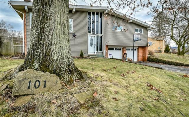 101 Governor Dr., Shaler, PA 15101 (MLS #1379548) :: The SAYHAY Team