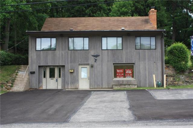 5761 Library Road, Bethel Park, PA 15102 (MLS #1380975) :: The SAYHAY Team