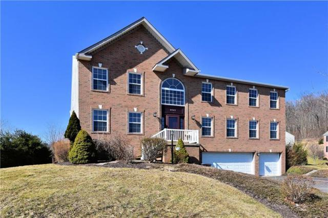 9331 Marshall Rd, Cranberry Twp, PA 16066 (MLS #1384500) :: Keller Williams Realty