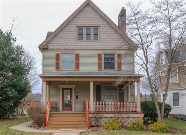 818 Centennial Avenue, Sewickley, PA 15143 (MLS #1386916) :: Keller Williams Realty