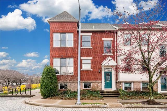17 S 16th St, South Side, PA 15203 (MLS #1387350) :: Broadview Realty