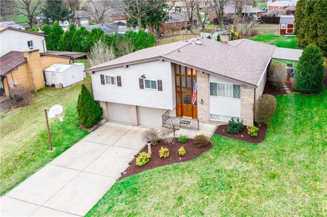 708 Mica Dr, Shaler, PA 15101 (MLS #1388093) :: Broadview Realty