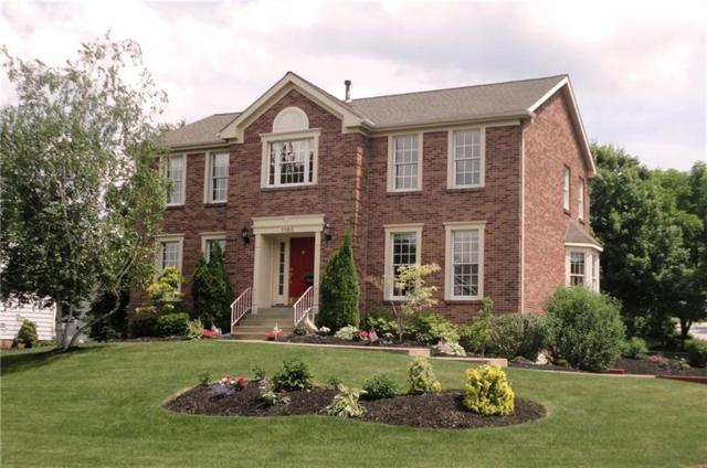 1100 Lakeview Drive, South Fayette, PA 15017 (MLS #1390077) :: REMAX Advanced, REALTORS®