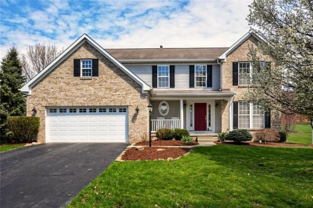 703 Williamsburg Ct, Cranberry Twp, PA 16066 (MLS #1390287) :: Broadview Realty