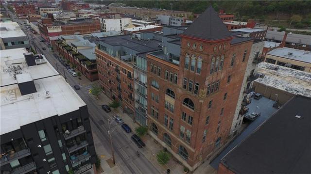 2434 Smallman St #211, Downtown Pgh, PA 15222 (MLS #1392347) :: REMAX Advanced, REALTORS®