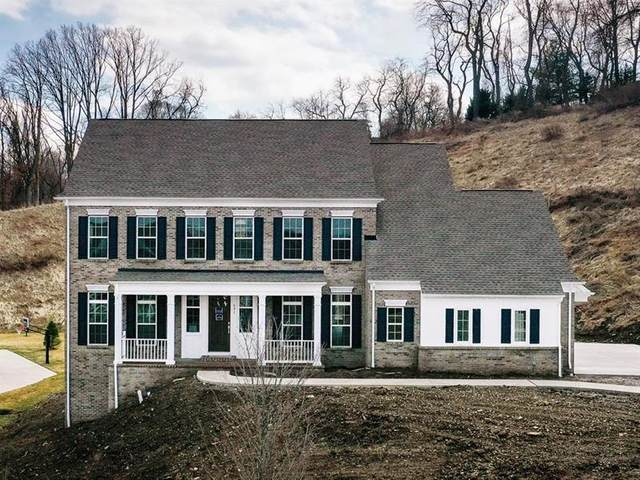 691 Country Club Drive, Mt. Lebanon, PA 15228 (MLS #1393641) :: Broadview Realty