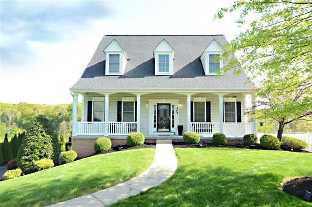 107 Trailside Court, North Fayette, PA 15108 (MLS #1393677) :: REMAX Advanced, REALTORS®