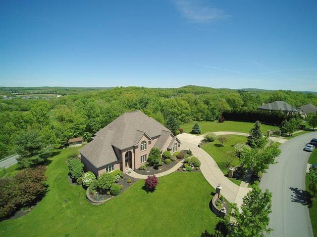 101 Windwood Heights Drive, Cranberry Twp, PA 16066 (MLS #1394665) :: Keller Williams Realty