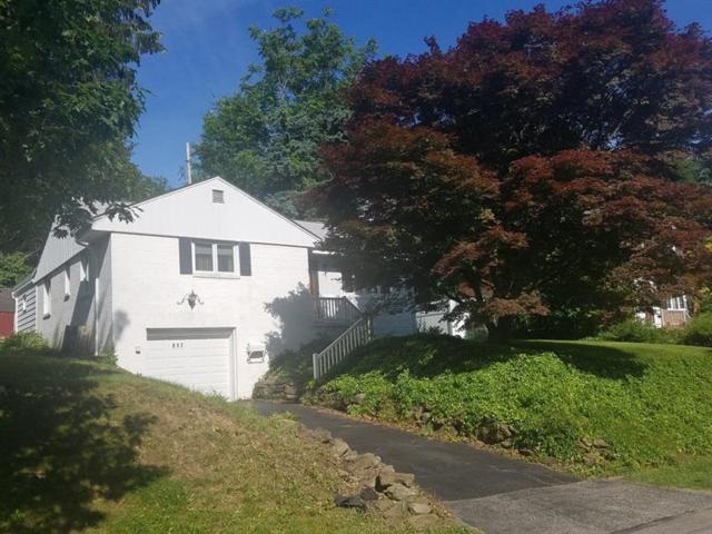 817 Jefferson Drive, Ross Twp, PA 15229 (MLS #1399622) :: Keller Williams Realty