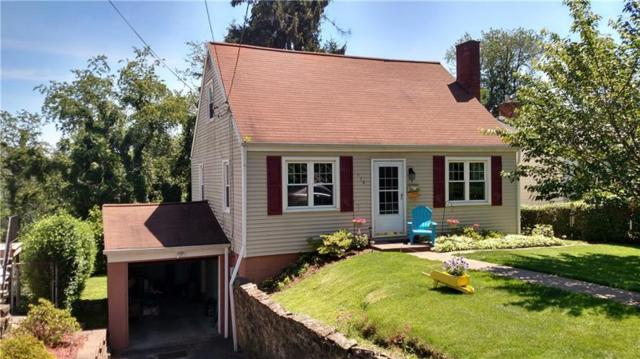 116 Priscilla Dr, Ross Twp, PA 15229 (MLS #1402266) :: Broadview Realty