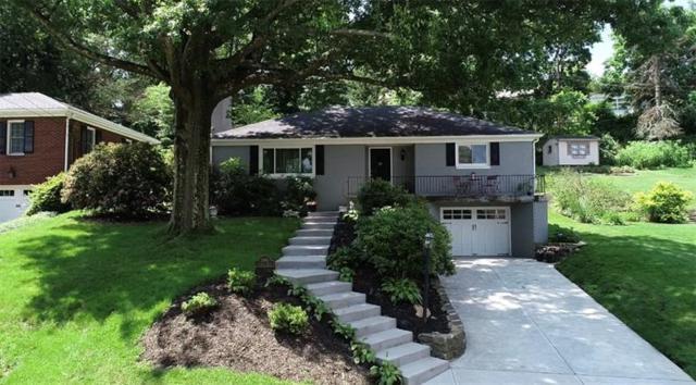 1090 Lakemont Drive, Mt. Lebanon, PA 15243 (MLS #1403060) :: Broadview Realty