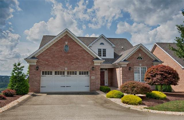 306 Crossbow Court, Peters Twp, PA 15317 (MLS #1411661) :: Broadview Realty