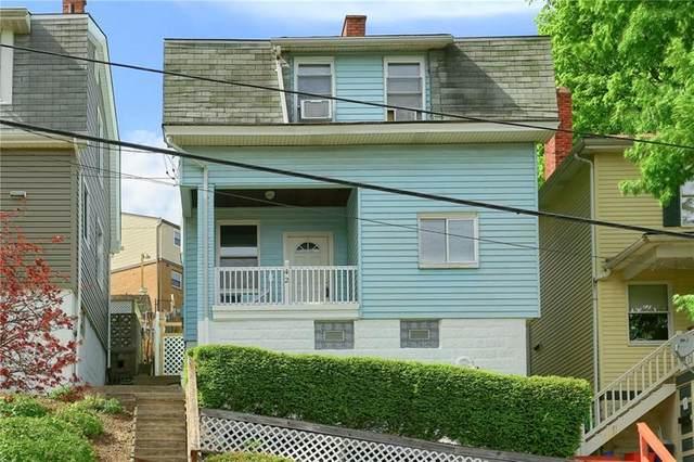 42 Richland Avenue, West View, PA 15229 (MLS #1413680) :: Dave Tumpa Team