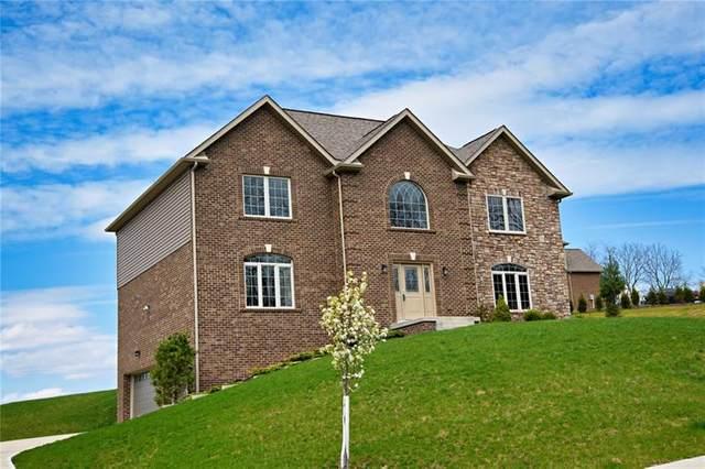 507 Saddlewood Drive Lot 18, Peters Twp, PA 15367 (MLS #1414769) :: Hanlon-Malush Team