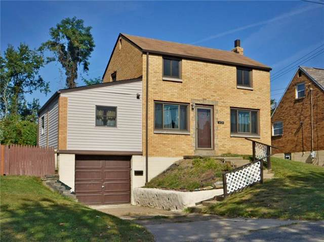 1426 Jefferson Heights Rd, Wilkins Twp, PA 15235 (MLS #1418498) :: Dave Tumpa Team