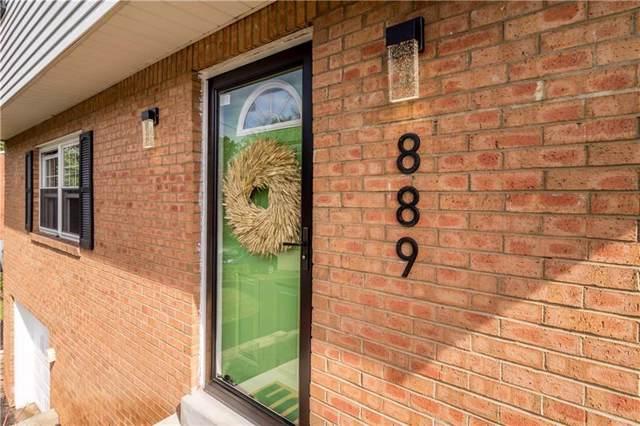 889 Blue Ridge Rd, Plum Boro, PA 15239 (MLS #1418689) :: REMAX Advanced, REALTORS®