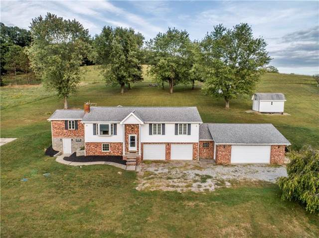1470 S Bridge Road, South Franklin, PA 15301 (MLS #1418852) :: RE/MAX Real Estate Solutions