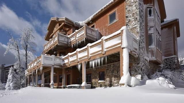486 Southwind Circle, Seven Springs Resort, PA 15622 (MLS #1422277) :: Broadview Realty