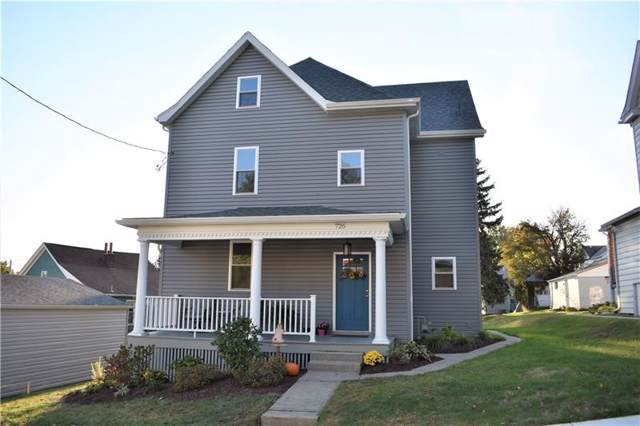 726 Pine Street, Irwin, PA 15642 (MLS #1422974) :: Broadview Realty