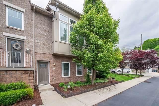 422 Sweetbriar St, Mt Washington, PA 15211 (MLS #1423629) :: Dave Tumpa Team