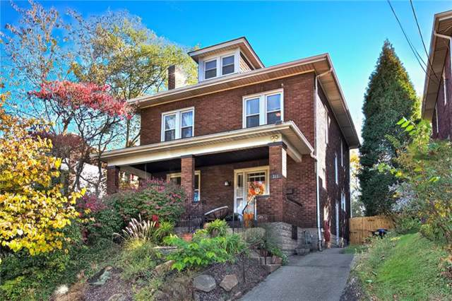 311 Stanford Ave, West View, PA 15229 (MLS #1423689) :: RE/MAX Real Estate Solutions