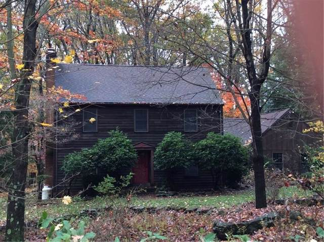 1 Hillcrest Dr, Armstrong/Shelocta, PA 15701 (MLS #1425156) :: Dave Tumpa Team