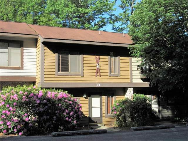31 Zurich Way, Seven Springs Resort, PA 15622 (MLS #1428387) :: Dave Tumpa Team