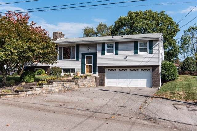 13 Rolling Rd, Cranberry Twp, PA 16066 (MLS #1429153) :: Broadview Realty