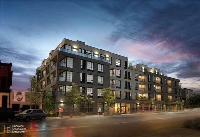 2635 Penn Ave. #208, Downtown Pgh, PA 15222 (MLS #1429857) :: Broadview Realty