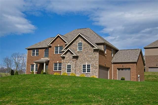 505 Saddlewood Drive Lot 19, Peters Twp, PA 15367 (MLS #1430020) :: Dave Tumpa Team