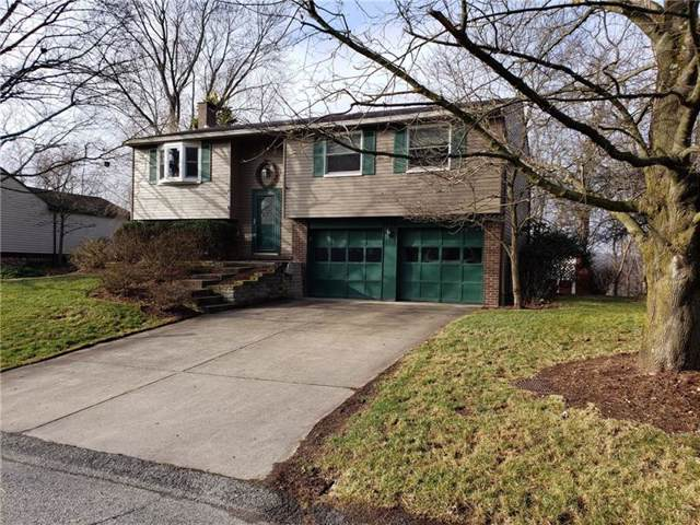 2888 Amy Dr, South Park, PA 15129 (MLS #1432881) :: Dave Tumpa Team