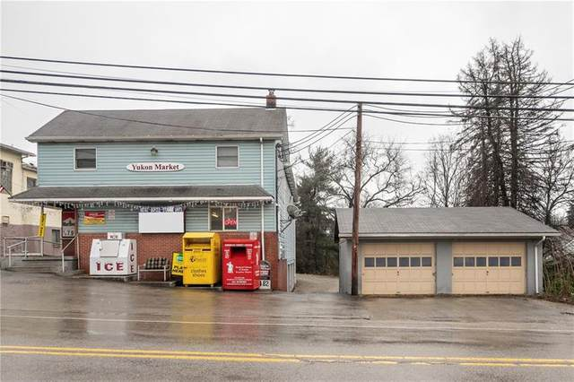 120 Highway St., South Huntingdon, PA 15698 (MLS #1434566) :: RE/MAX Real Estate Solutions