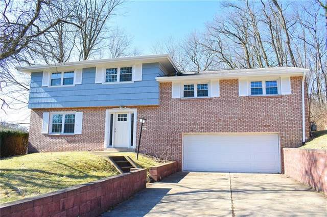 1336 Firwood Dr, Mt. Lebanon, PA 15243 (MLS #1435909) :: RE/MAX Real Estate Solutions
